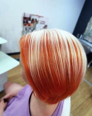 coloriste aix en provence 13 split color cuivre blond